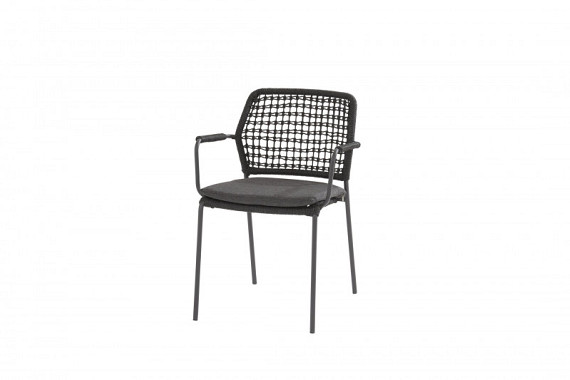Minsk dining chair antraciet