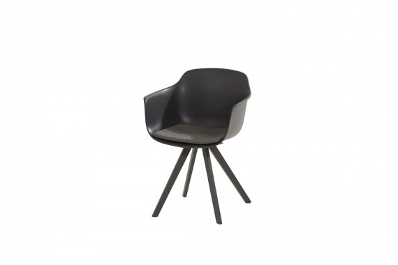 Civita dining chair grey