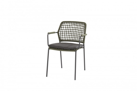 Minsk dining chair green